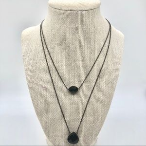 Trendy White House/Black Market Necklace